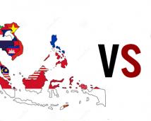 Diferencias entre Asia y Sudamérica