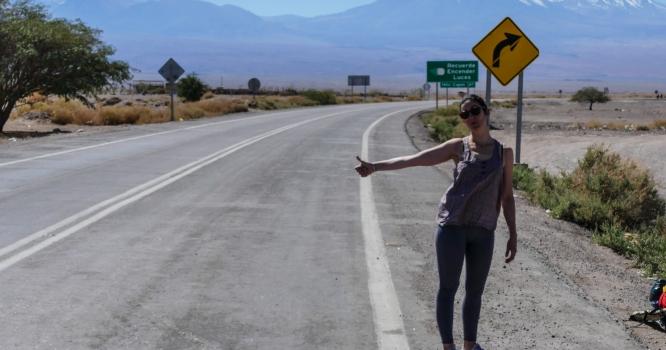 Autostop por Argentina y Chile