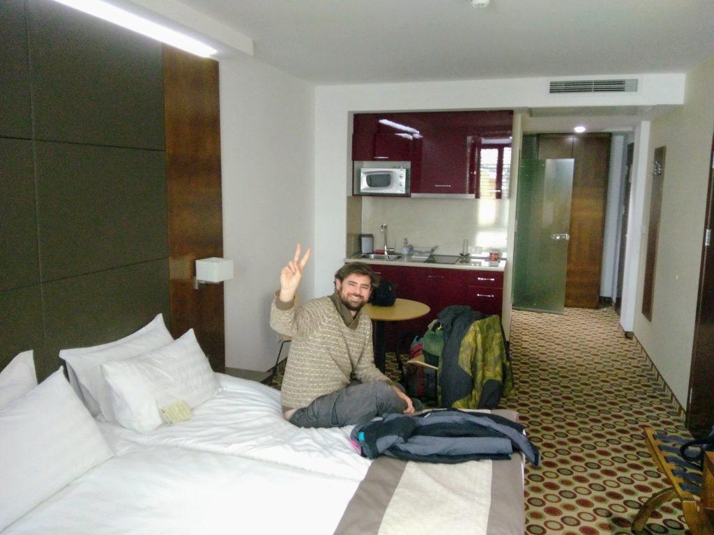 Viaje con Waynabox - Habitación del hotel
