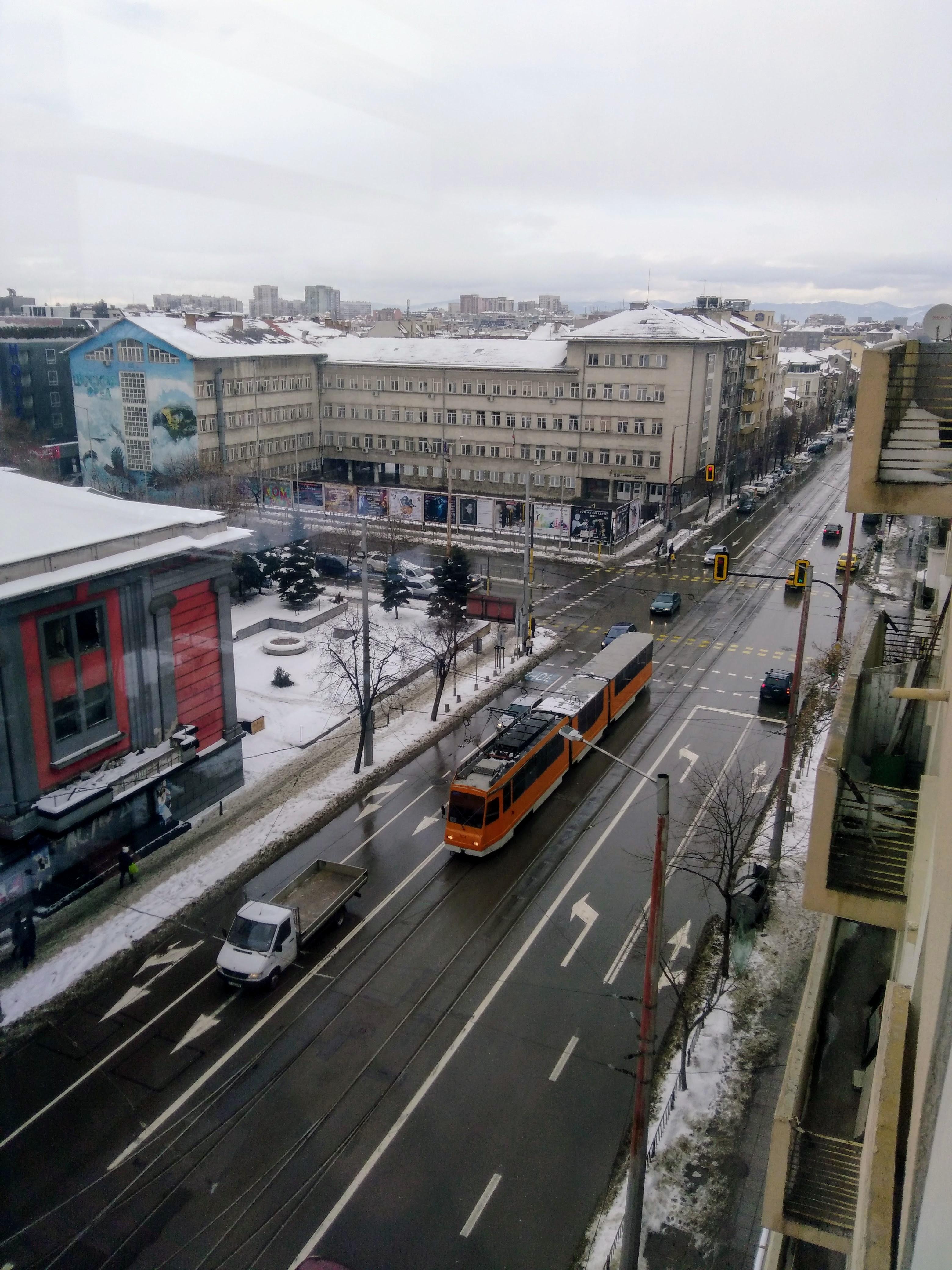 Viaje con Waynabox -Vistas desde el hotel