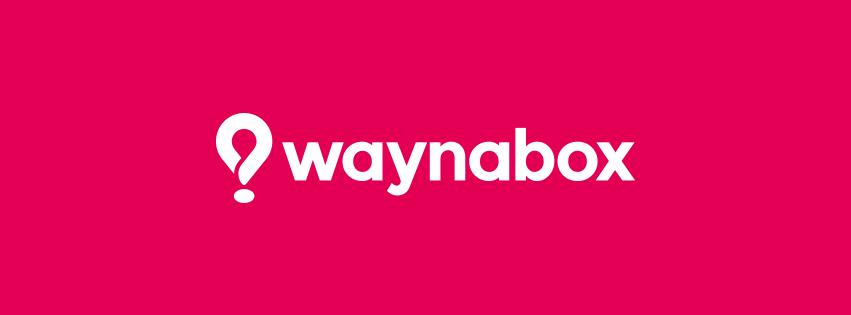 Viaje con Waynabox - Waynabox logo